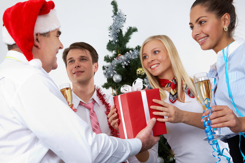 Should You Buy Your Boss a Christmas Gift?