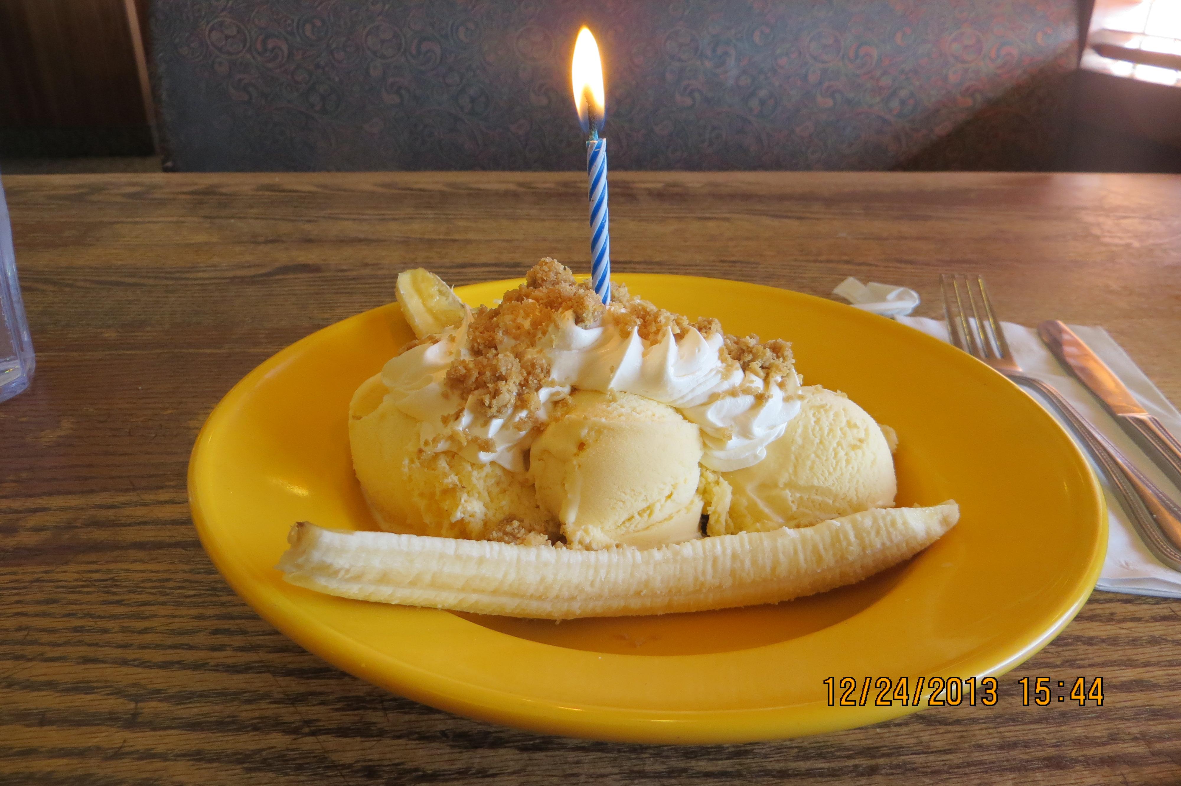 Reader Redeems $443 In Birthday Freebies!