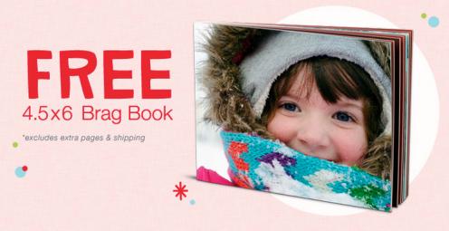 Thursday Freebies –  Free Brag Book from Walgreens