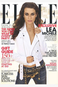 Score a free 2 year subscription to Elle Magazine today!