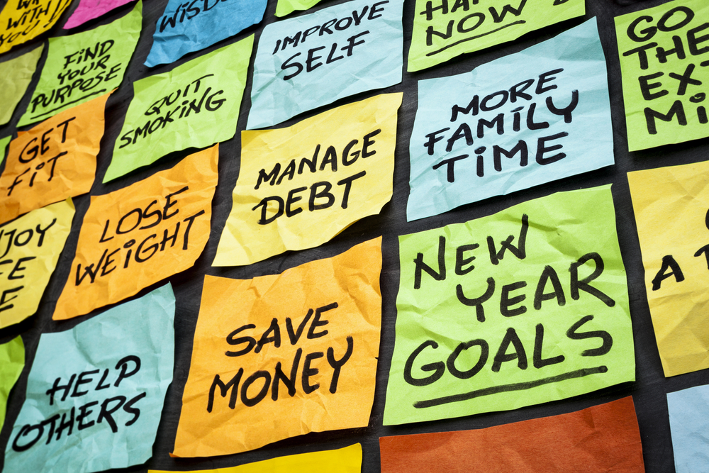 Ways to make your resolutions stick