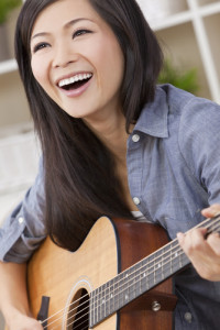 Score free guitar lessons from Gibson today! Via Shutterstock.