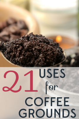 Make your cuppa joe do double duty. From face masks to deodorizers, we've got 21 ways to reuse coffee grounds!