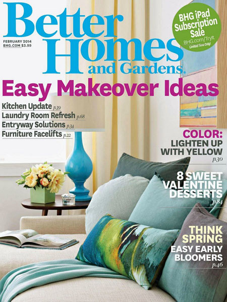 Friday Freebies Free Better Homes And Gardens Magazine Subscription