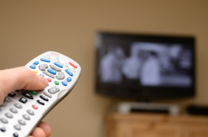 Save money by changing how you watch TV - via Shutterstock