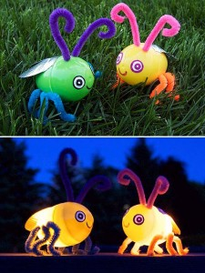 Finished fireflies! Via