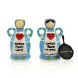 Salt & Pepper Shakers 70% Off