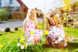 Frugal Easter basket ideas. Via Shutterstock.