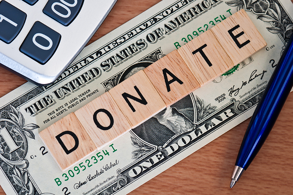 Tips on tax deductions for donations