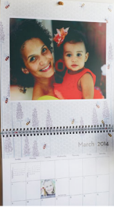 Today, March 18, you can snag a FREE Shutterfly photo calendar!