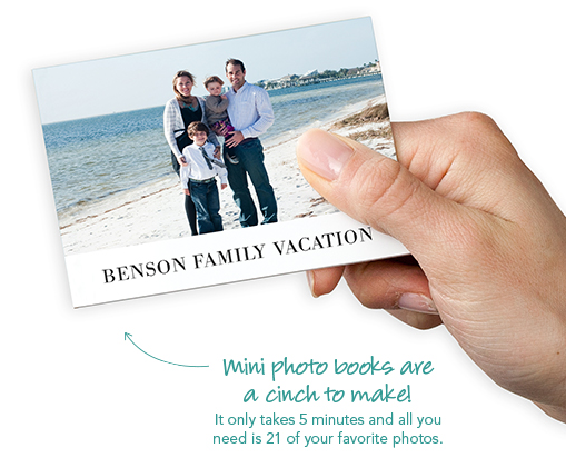 Tuesday Freebies – Free Mini Photo Book from MyPublisher