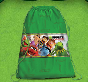 Thursday Freebies – Free Muppets Backpack