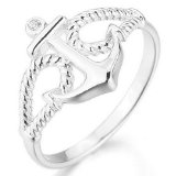 Highly Rated Nautical Ring Only 2.99!