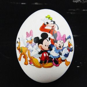 Super easy disney tattoo easter eggs Via Smart School House.
