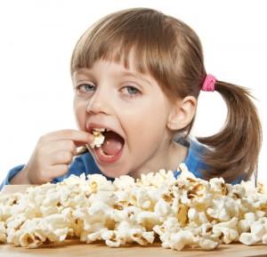 Today you can score FREE popcorn. Yum! Via Shutterstock.