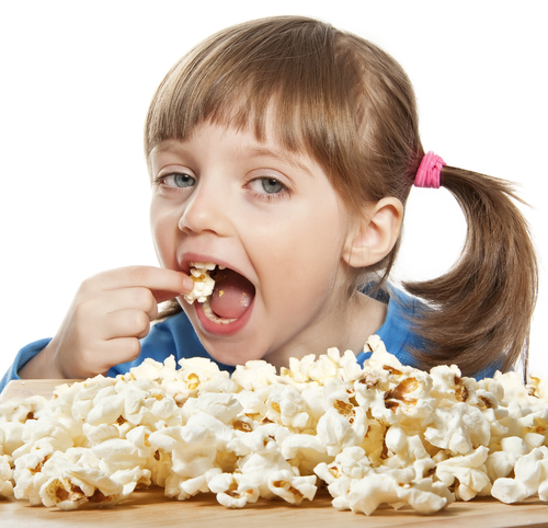Wednesday Freebies – Free Popcorn