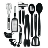 Highly Rated 17-Piece Kitchen Set Under $40!