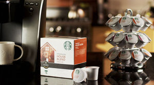 Score FREE Starbucks K-Cups today!