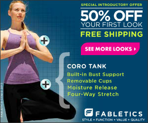 50% Off Athletic Clothing + $2 Off Excedrin Coupon