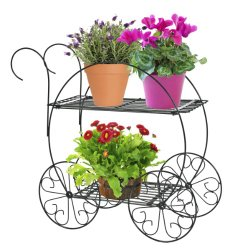 Two Tiered Garden Cart only $25.84!