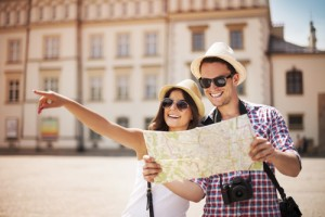 Drop the map and explore the city with a local guide! Via Shutterstock.