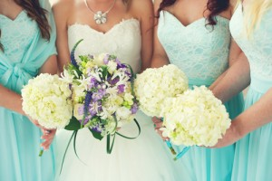 Can you afford to be a bridesmaid? Via Shutterstock.