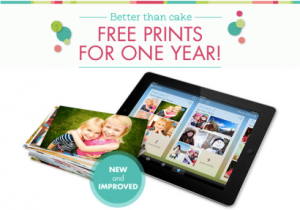 Score 100 Free photo prints every month for a year from Snapfish!