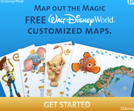 Free Disney Custom Maps + $20 Off SodaStream Coupon