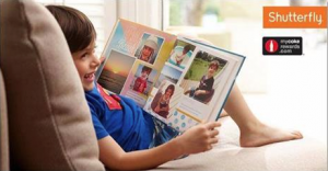 Score a FREE photo book from Shutterfly today!