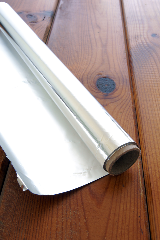 21 Secret Uses for Aluminum Foil