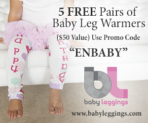 Free Baby Leggings + $1 Off Tone Body Wash Coupon