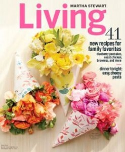 Score a FREE subscription to Martha Stewart Living today!