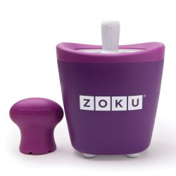 Highly Rated Zoku Quick Pop Maker Only $19!