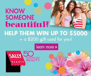 Sally Beauty Giveaway + $2 Off Revlon Coupon