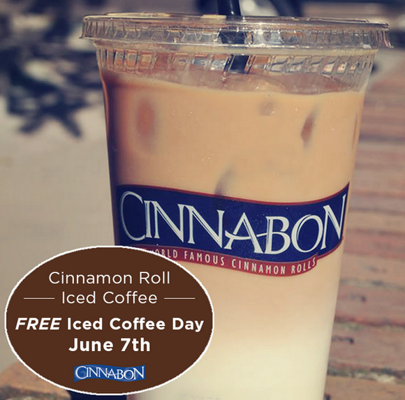 Saturday Freebies – Free Iced Coffee