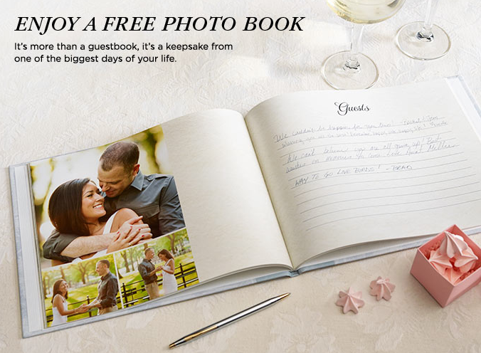 Thursday Freebies –  Free Wedding Guestbook