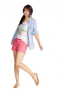 Love this outfit? Score the look with today's Old Navy deals!