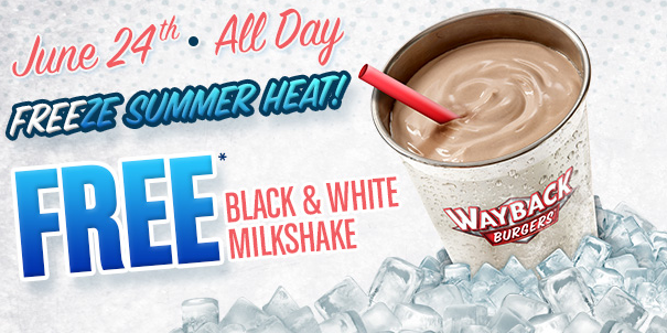 Tuesday Freebies – Free Milkshake
