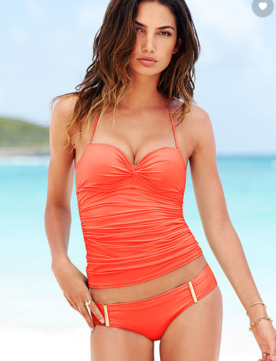 50% Off Swimwear at VictoriasSecret.com + Promo Codes!