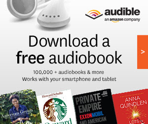 Free Audiobook + 20% Off Oranges