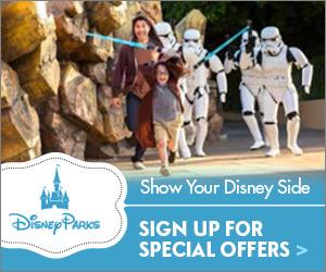 Disney Special Offers!