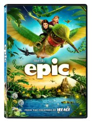 Epic DVD Only $2.99!