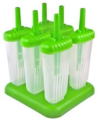 Highly Rated Ice Pop Molds Only $11.01!