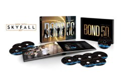 Highly Rated  James Bond Film Collection 69% Off!