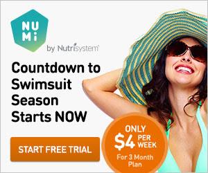 Free Trial: NuMi by Nutrisystem