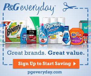 P&G Rewards: Free Samples!