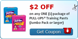 Coupons: Colgate, Pull-Ups, Pine-Sol and more!