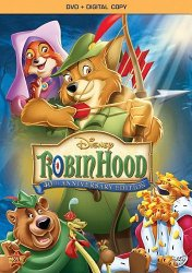Robin Hood Anniversary DVD Only $9.96!