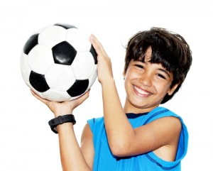 Score a FREE soccer ball today! Via Shutterstock.