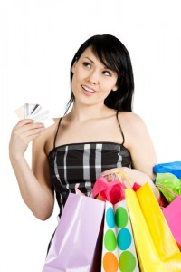 Which credit card offers the best rewards? Via Shutterstock.